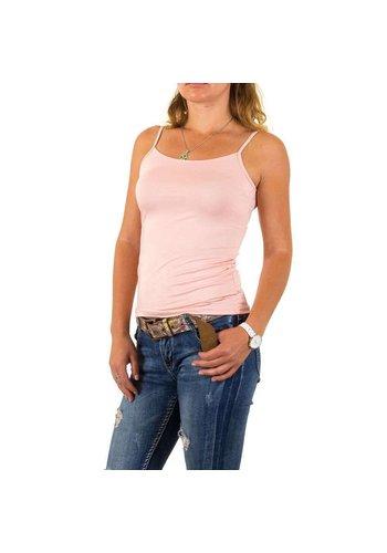 Neckermann Dames Top Gr. one size - roze