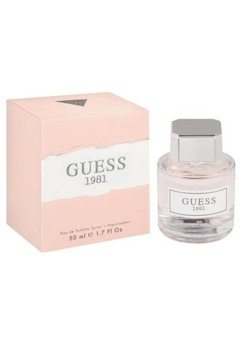 Guess Woman 1981 - eau de toilette - 30 of 50 ml