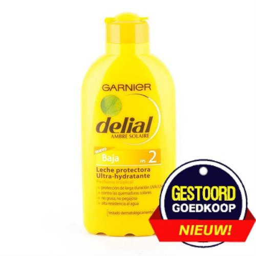Garnier Ambre Solaire Delial  tournesol SPF 2 200 ml