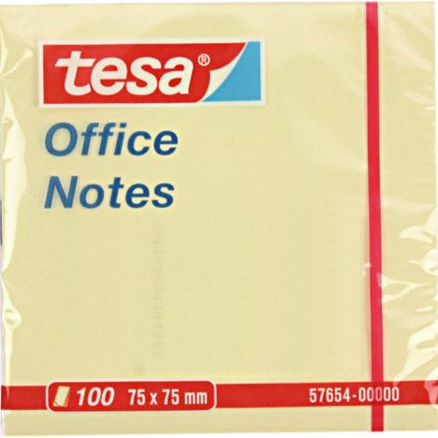 tesa Office - Notizen 75x75mm 100 Stück