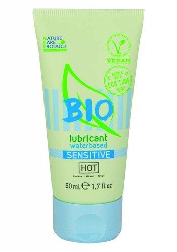 Hot Lubricant Hot Bio lube Sensitiv Waterbased 50ml