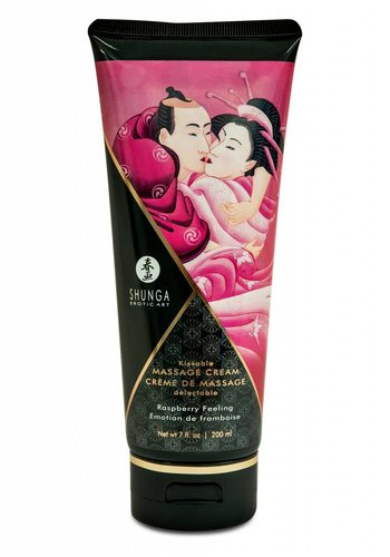 Shunga Kissable Massage Cream 200ml