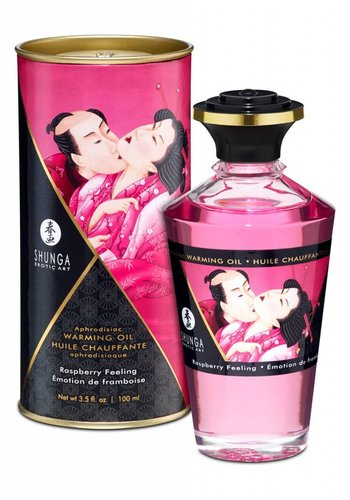 Shunga Aphrodisiac Warming Oil 100ml