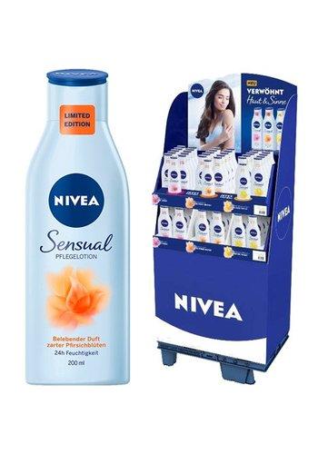Nivea Nivea Body Sensuals Lotion 250ml 60er Display