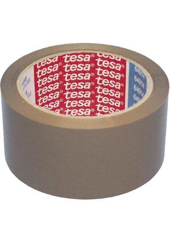 Tesa Klebeband für Boxen TESA extra breit 66x50mm Farbe braun
