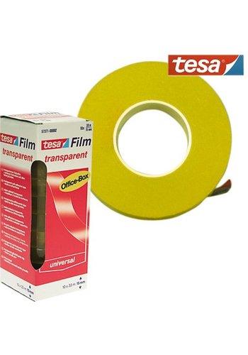 Tesa Filament-tape Transparant Plakband TESA 33mx15mm, Prijs per rol
