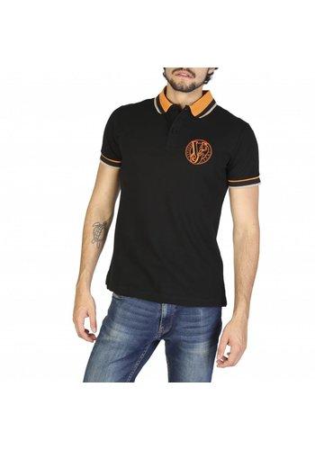 Versace Jeans Herren Polo - schwarz