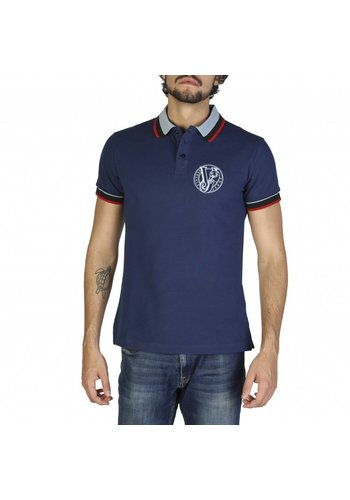 Versace Jeans Heren Polo - blauw