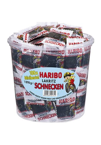 Haribo Haribo-drop  100 minibags