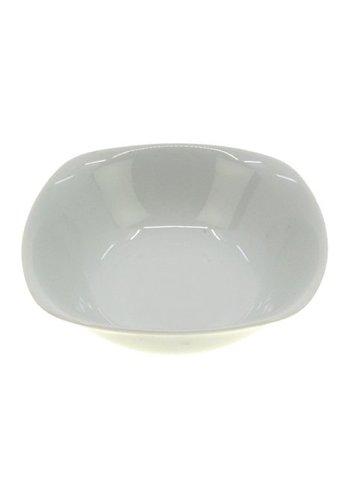 Neckermann Porseleinen ontbijtgranen / slakom wit 14x5cm, 350ml