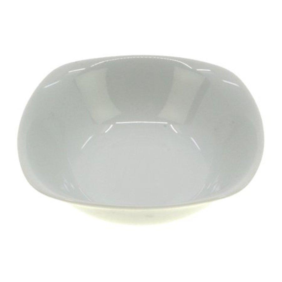 Porzellan Müsli-/Salatschüssel weiß 14x5cm ,350ml