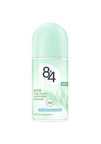 8x4 8x4 Deoroller 50ml Pure