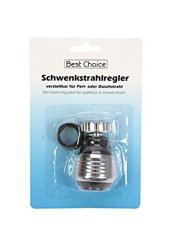 Best Choice Roterende Sproeikop Kraan / Kraansproeier 6x3cm