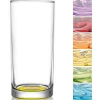 Glas Koral Longdrink 0,25l - verschiedene Farben