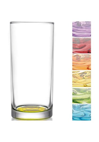 Verre Koral Longdrink 0,25l - différentes couleurs