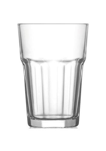 Glas Caipi Longdrink 0,25L Casablanca helder