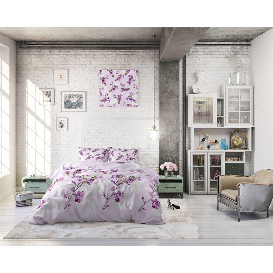 Flower Blush Purple
