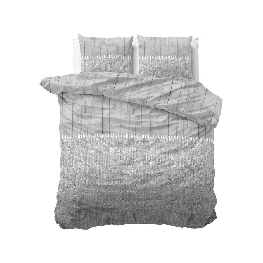 Wood Fabric Grey