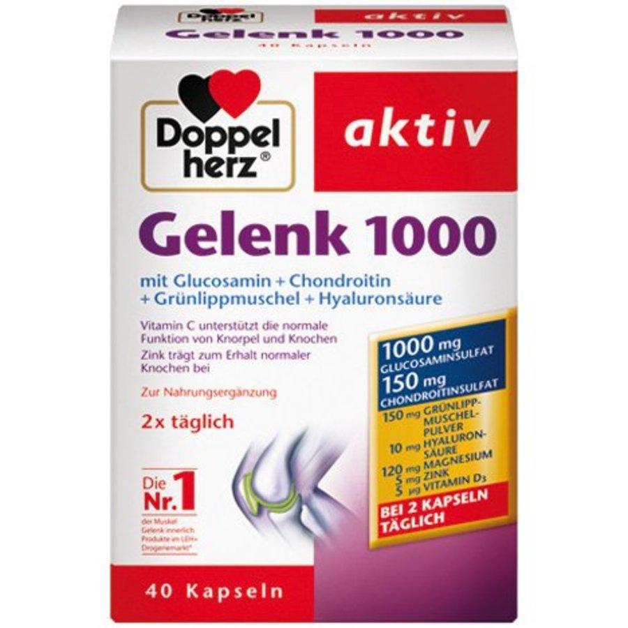 Gelenk aktiv Vitamin 1000 40 Kapseln
