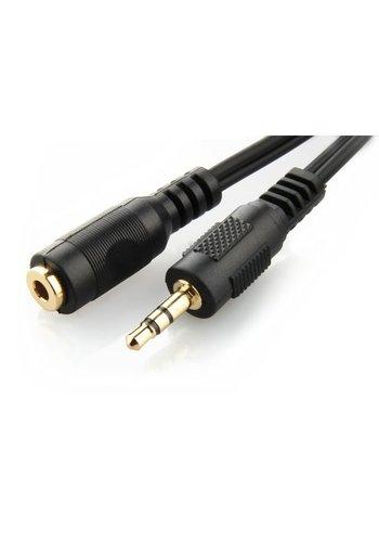 Cablexpert 3,5-mm-Stereo-Audio-Verlängerungskabel, 5 m