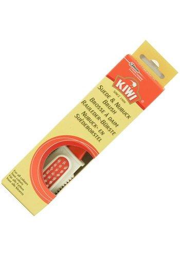 Kiwi Schoenborstel KIWI voor ruw leer