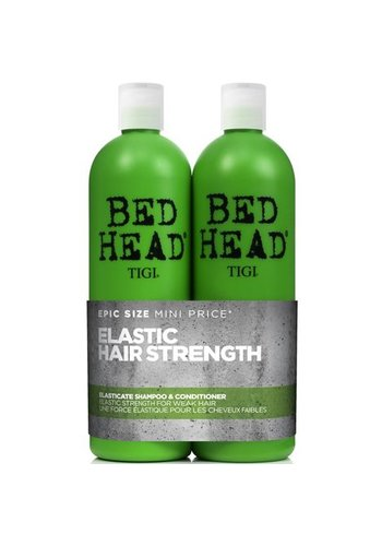 TIGI Tigi Bett Kopf Shampoo + Conditioner 2x750ml Elastisch