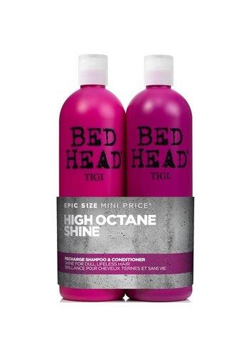 TIGI Bed Head -Recharge- Shampoo + Conditioner 2x 750 ml