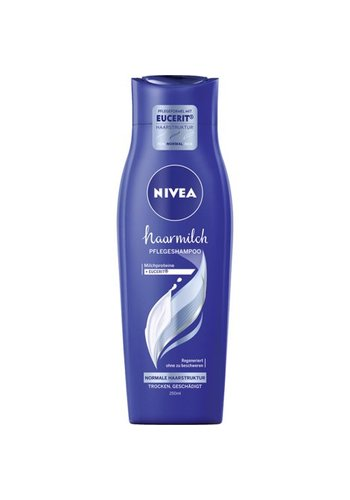 Nivea Shampoo 250 ml - haarmelk