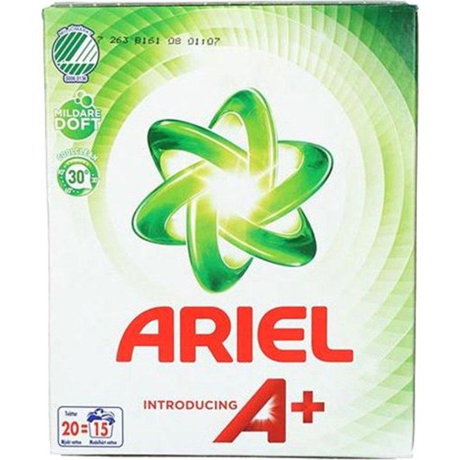 Ariel Waschpulver 675 g normalerweise konzentriert für 15 Waschungen
