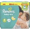 Pampers Pampers Babywindeln Baby Dry Größe 4 Maxi (8-16kg)
