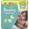 Pampers Pampers Windeln Baby Dry Größe 5 Junior (11-23kg)