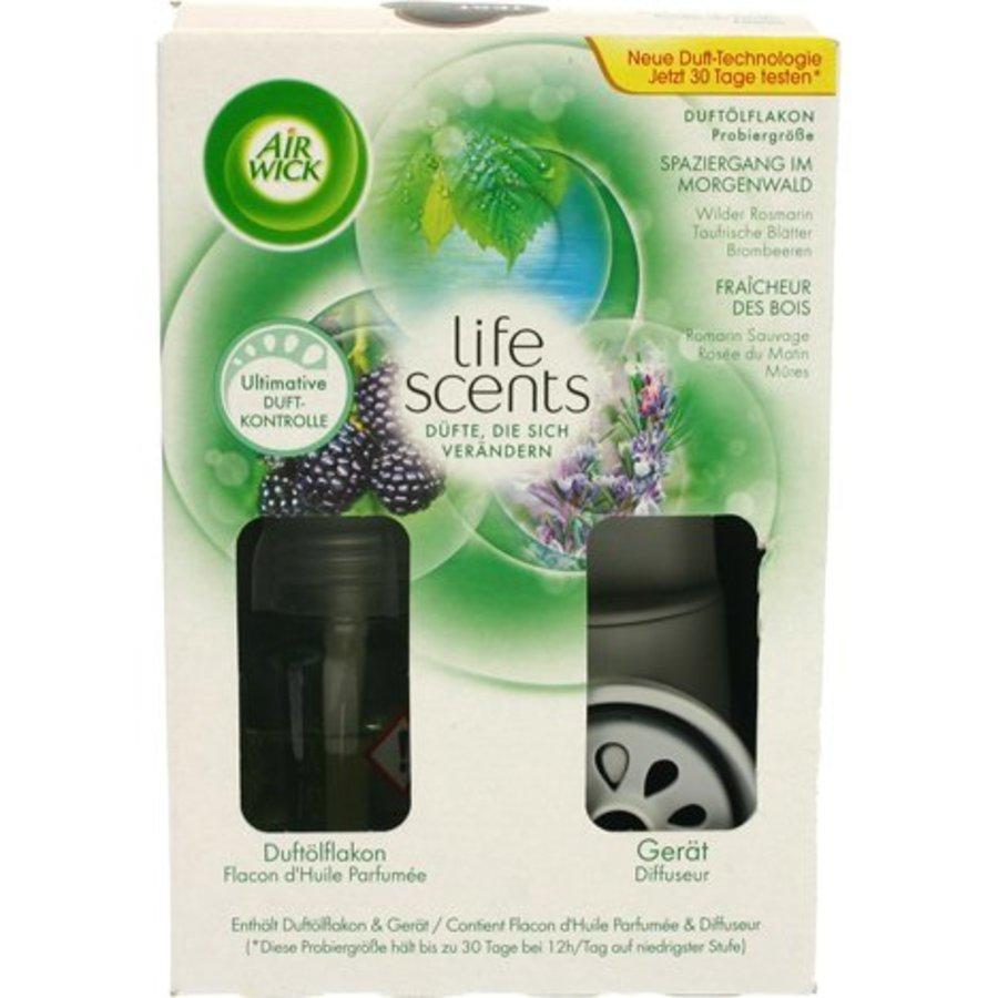 Airwick Electric Lufterfrischer 8ml Life Scent