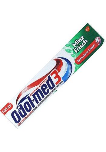 Odol Med3 Tandpasta 100 ml mintfris
