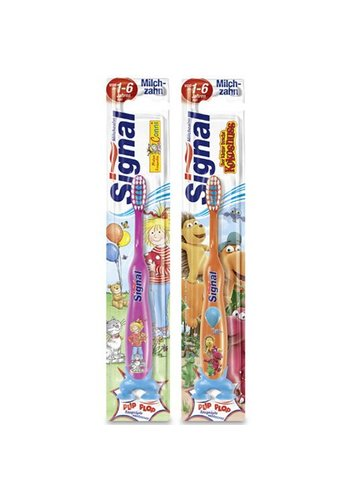 Signal Kindertandenborstel 1-6 jaar