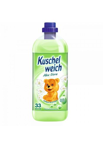 Kuschelweich Wasverzachter Aloe Vera 990ml