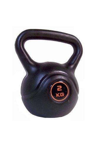 Q4 Life Kettlebell - dumbel - 2 kg