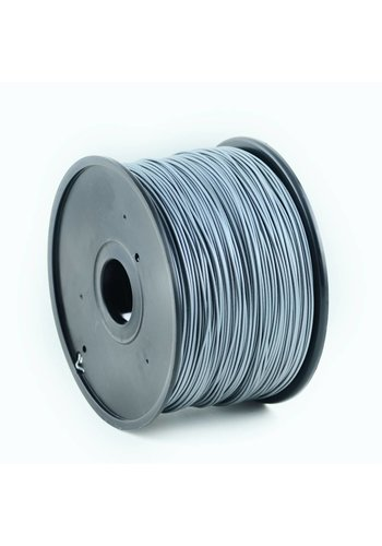 Gembird3 ABS Filament Zilver, 1.75 mm, 1 kg