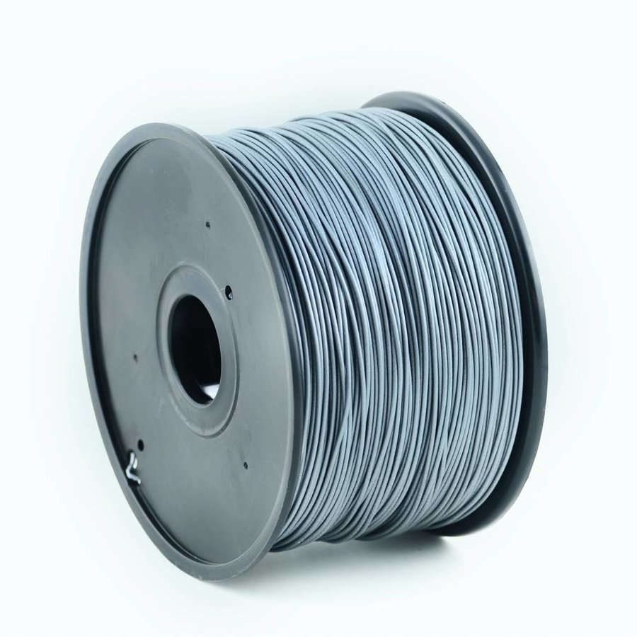 ABS Filament Silver, 1.75 mm, 1 kg