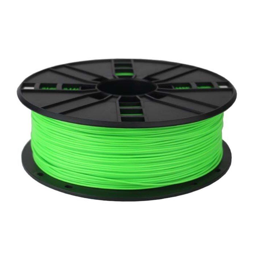PLA  Fluorescent Green, 1.75 mm, 1 kg