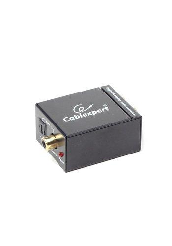 Cablexpert Audio-Konverter, Digital auf Analog