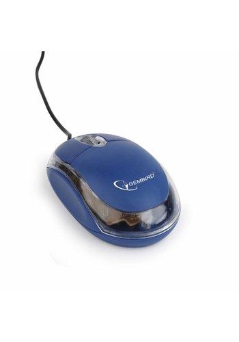 Gembird Optische USB Maus, schwarz