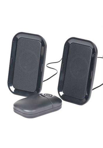 Gembird 2.0 Draagbare Speaker Set USB