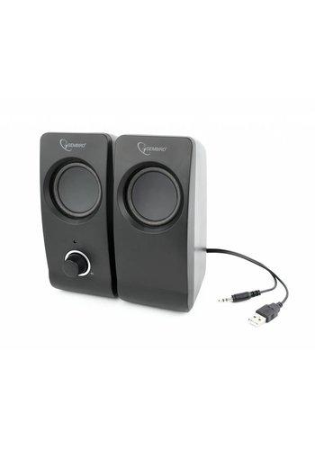 Gembird Desktop Stereo-Lautsprecher-System