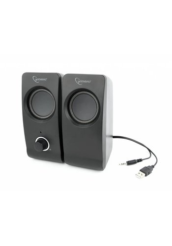 Gembird Stereo SpeakerSet 'Tsunami'