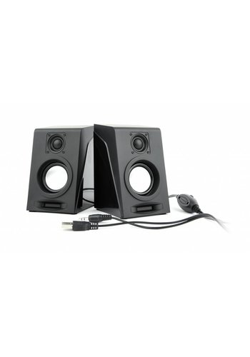 Gembird Stereo SpeakerSet 'Breeze'