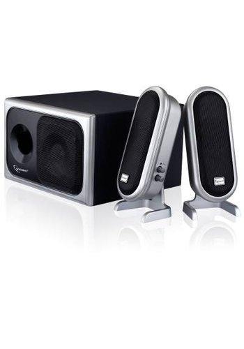 Gembird WCS-221 Multimedia Lautsprecher 2.1 System