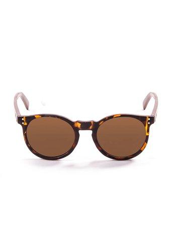 Ocean Sunglasses Unisex zonnebril LIZARDWOOD - bruin