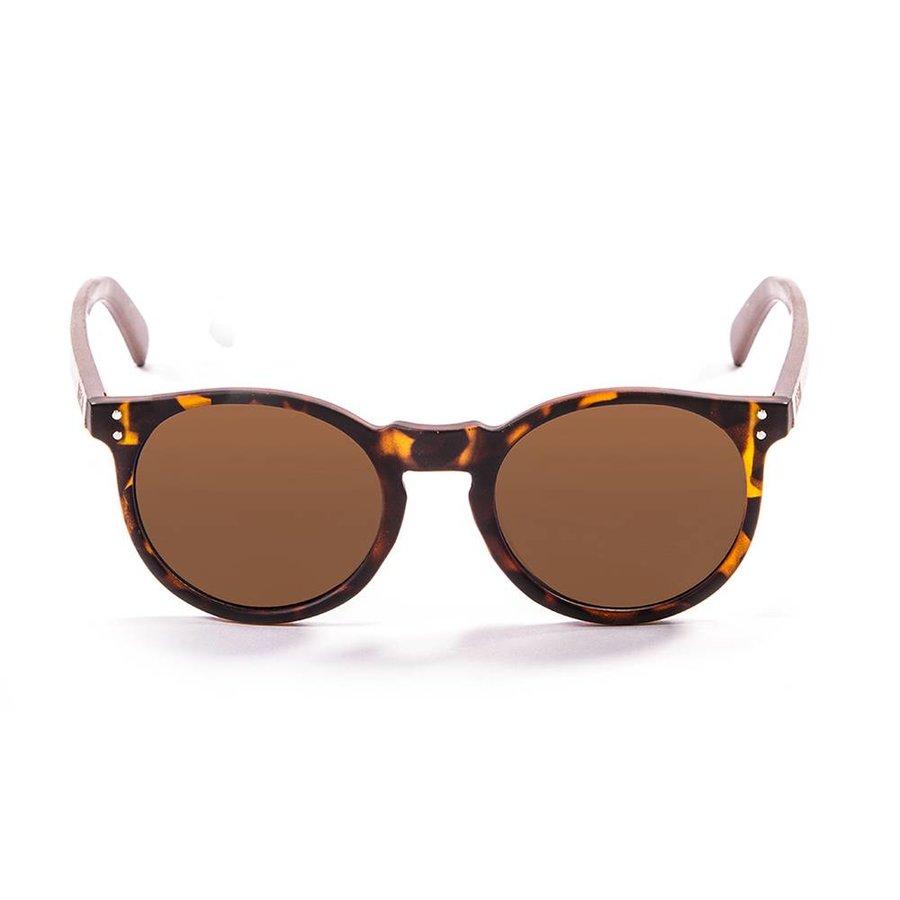 Unisex Sonnenbrille LIZARDWOOD - braun