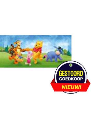 Disney Winnie the Pooh Poster - dansend - 10x30 cm