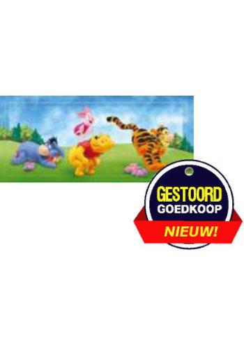 Disney Winnie the Pooh Poster - springend - 10x30 cm